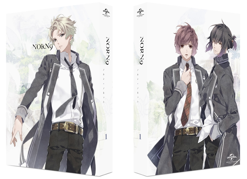 【Blu-ray】TV ノルン+ノネット 第1巻 初回限定版