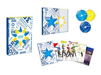 "【Blu-ray】あんさんぶるスターズ!DREAM LIVE -3rd Tour ""Double Star!""- Blu-ray BOX"