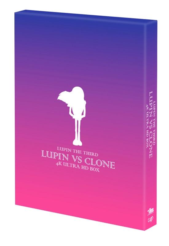 【Blu-ray】TV ルパン三世 ルパン VS 複製人間 ULTRA HD