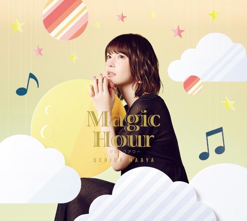 【アルバム】内田真礼/Magic Hour DVD付限定盤
