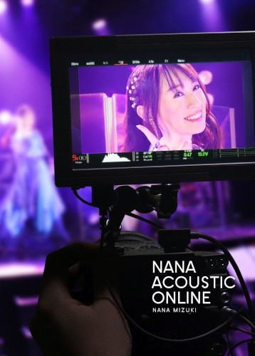 【DVD】水樹奈々/NANA ACOUSTIC ONLINE