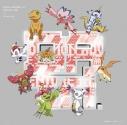 【キャラクターソング】デジモンアドベンチャーtri. キャラクターソング デジモン編 初回限定盤の画像