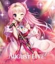 【Blu-ray】AUGUST LIVE!2016 Blu-ray & DLCardの画像