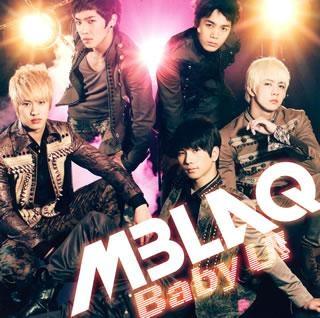 【主題歌】TV べるぜバブ OP「Baby U!」/MBLAQ 通常盤