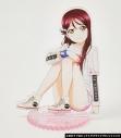 【グッズ-スタンドポップ】ラブライブ!サンシャイン!! Aqours×R4G Acrylic Stand 桜内梨子の画像