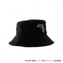 【グッズ-帽子】東京リベンジャーズ バケットハット black【culcolle】の画像