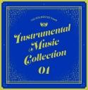 【アルバム】THE IDOLM@STER SideM INSTRUMENTAL MUSIC COLLECTION 01の画像