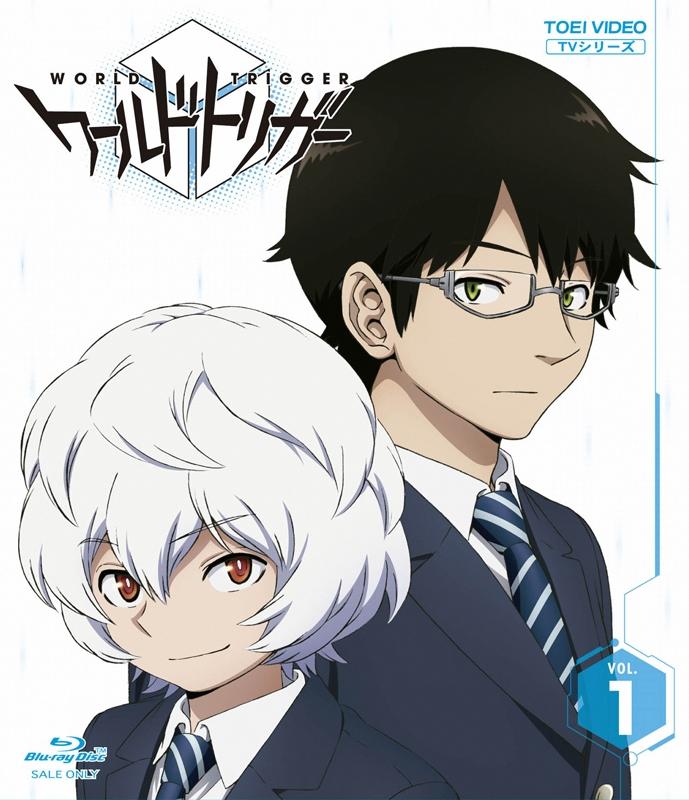 【Blu-ray】TV ワールドトリガー VOL.1