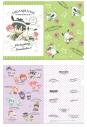 【グッズ-クリアファイル】KING OF PRISM -Shiny Seven Stars-×SANRIO CHARACTERS ミニクリアファイルセット タイガ×ポチャッコの画像