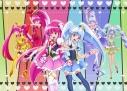 【Blu-ray】TV ハピネスチャージプリキュア! Vol.4の画像