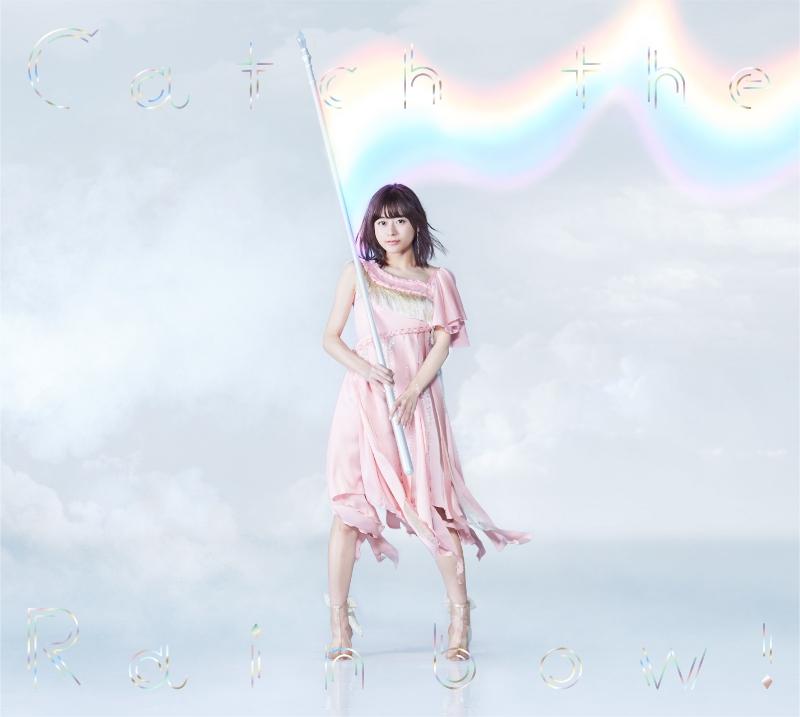 【アルバム】水瀬いのり/Catch the Rainbow! 初回限定盤