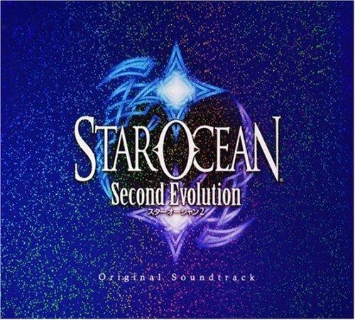 【サウンドトラック】PSP版 スターオーシャン2 Second Evolution オリジナル・サウンドトラック