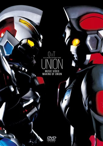 【DVD】OxT/UNION MUSIC VIDEO/Making of UNION