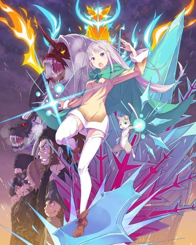 【Blu-ray】劇場版 Re:ゼロから始める異世界生活 氷結の絆 限定版