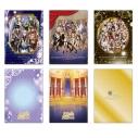 【グッズ-クリアファイル】夢王国と眠れる100人の王子様 4周年記念 A4クリアファイル3枚セットの画像