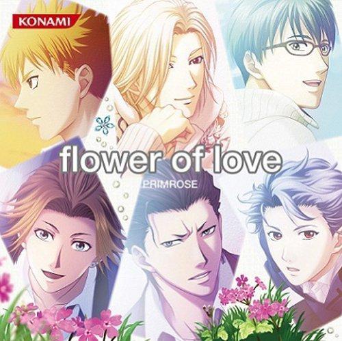 【主題歌】NDS版 ときめきメモリアル Girl's Side 3rd Story テーマソング「flower of love」/PRIMROSE