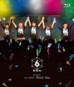 【Blu-ray】&6allein/1st LIVE With You 通常版の画像