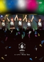 【DVD】&6allein/1st LIVE With You 通常版の画像