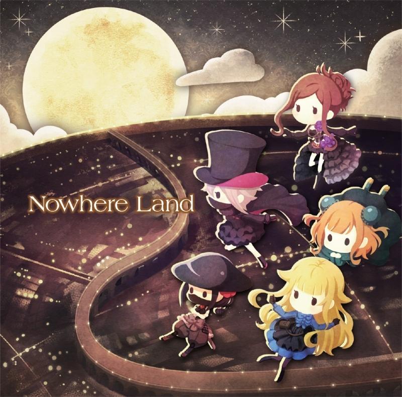 【主題歌】劇場版 プリンセス・プリンシパル Crown Handler ED「Nowhere Land」/アンジェ・プリンセス・ドロシー・ベアトリス・ちせ