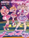 【Blu-ray】TV アイカツオンパレード! Blu-ray BOX 1の画像