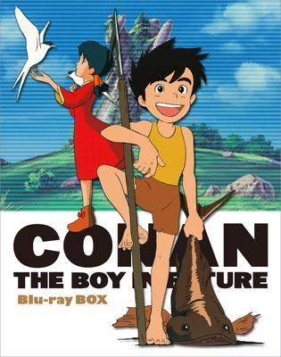 【Blu-ray】TV 未来少年コナン Blu-ray ボックス