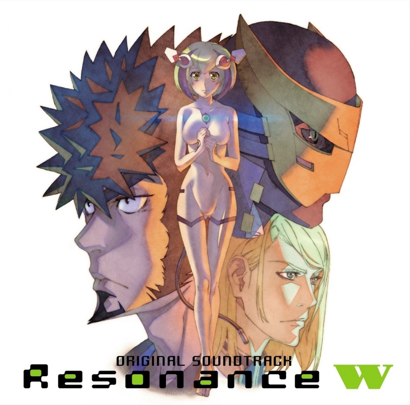【サウンドトラック】TV Dimension W オリジナルサウンドトラック
