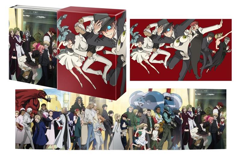 【Blu-ray】TV 血界戦線 Blu-ray BOX