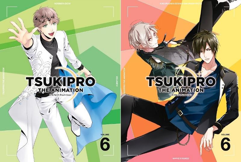 【DVD】TV TSUKIPRO THE ANIMATION(ツキプロ) 第6巻