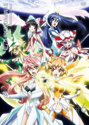 【DVD】TV 戦姫絶唱シンフォギアG 6