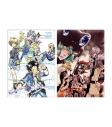 【グッズ-クリアファイル】NEW 天野明展 in 京都 イベント記念商品 クリアファイルセット(エルドライブ・REBORN!)/Cの画像
