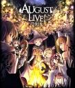 【Blu-ray】AUGUST LIVE! 2018 Blu-ray & DLCardの画像