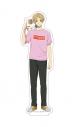 【グッズ-スタンドポップ】AJアクリルスタンド 『夏目友人帳』 夏目貴志、ニャンコ先生【Animejapan 2021】の画像