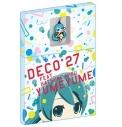 【主題歌】N3DS版 初音ミク and Future Stars Project mirai テーマソング「ゆめゆめ」/DECO*27 feat. 初音ミク 初回生産限定盤の画像