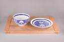 【グッズ-皿】ゾンビランドサガ ゾンビ飯碗小皿セット -4号・純子-の画像