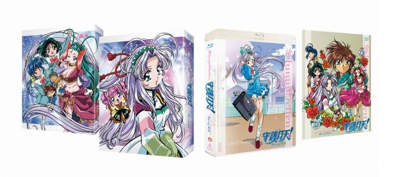 【Blu-ray】TV 守護月天! Blu-ray BOX
