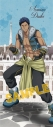 【グッズ-タオル】黒子のバスケ RPG スポーツタオル  青峰大輝【アニメイト限定】の画像