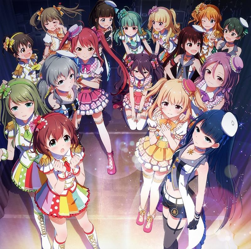 【キャラクターソング】ゲーム バトルガールハイスクール STAR☆T/星守アイドルプロジェクト 初回限定盤