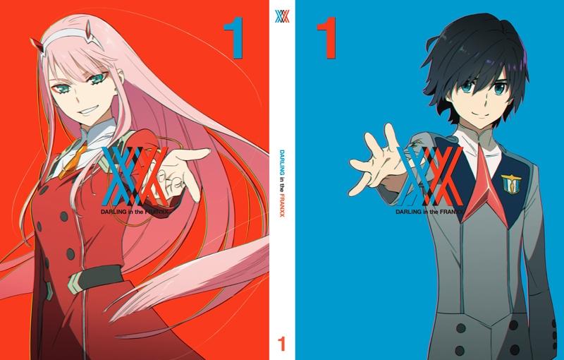 【Blu-ray】TV ダーリン・イン・ザ・フランキス 1 完全生産限定版