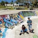【アルバム】柿原徹也×岡本信彦/Collaboration Mini Album trust and play 通常盤の画像