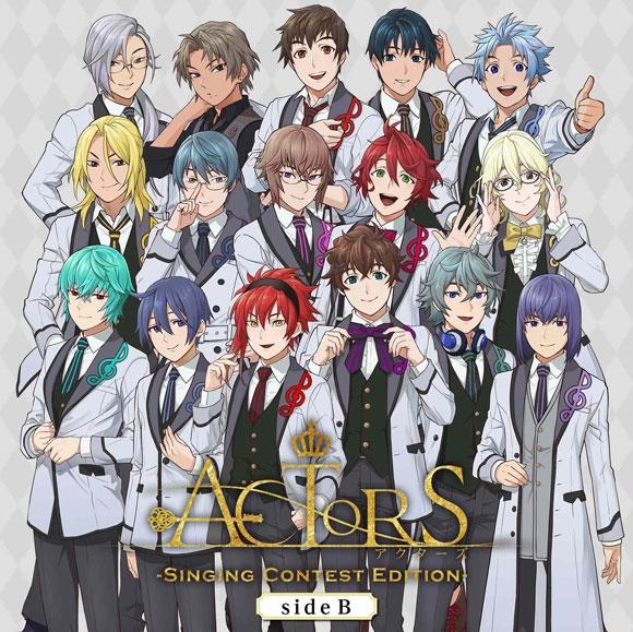 【アルバム】ACTORS-Singing Contest Edition-sideB