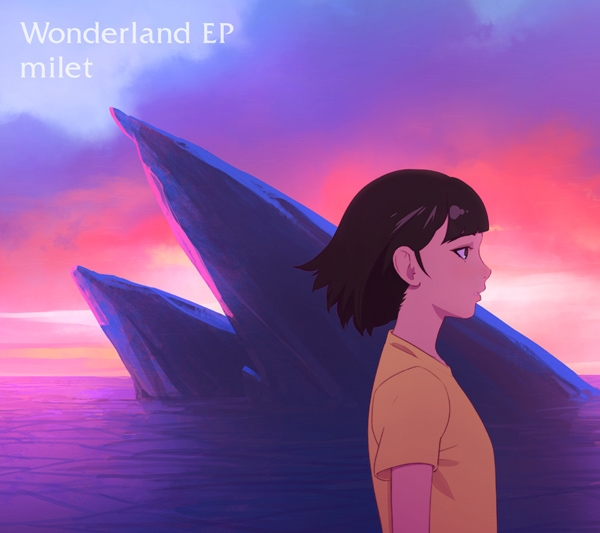 【アルバム】映画 バースデー・ワンダーランド テーマソング・挿入歌「THE SHOW/Wonderland」収録アルバムWonderland EP/milet 期間生産限定盤