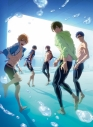 【Blu-ray】劇場版 Free! -Road to the World 夢-の画像