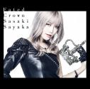 【アルバム】佐咲紗花/Fated Crown 初回限定盤の画像