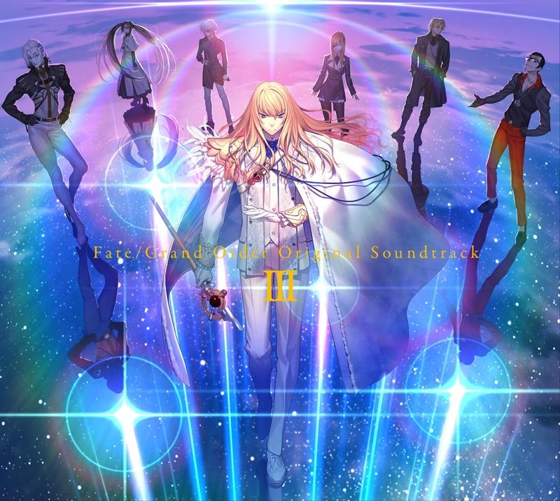 【サウンドトラック】ゲーム Fate/Grand Order Original Soundtrack III