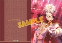 【グッズ-クリアファイル】うたの☆プリンスさまっ♪ Shining Live ホロクリアファイル My Only Prince アナザーショットVer. 黒崎蘭丸【アニメイト限定】の画像