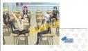 【グッズ-クリアファイル】美男高校地球防衛部LOVE! HAPPY KISS! クリアファイル/きゃらびぃの画像
