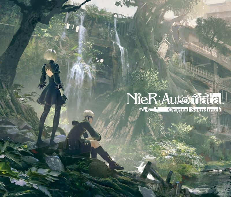 【サウンドトラック】PS4版 NieR:Automata Original Soundtrack
