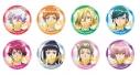 【グッズ-バッチ】美男高校地球防衛部LOVE! HAPPY KISS! 缶'sコレクションの画像