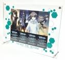 【チケット】蒼穹のファフナー THE BEYOND アクリル額装付 4枚セット前売券の画像