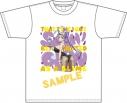 【グッズ-Tシャツ】転生したらスライムだった件 描き下ろしバニーガール フルカラーTシャツ シオン(M)の画像